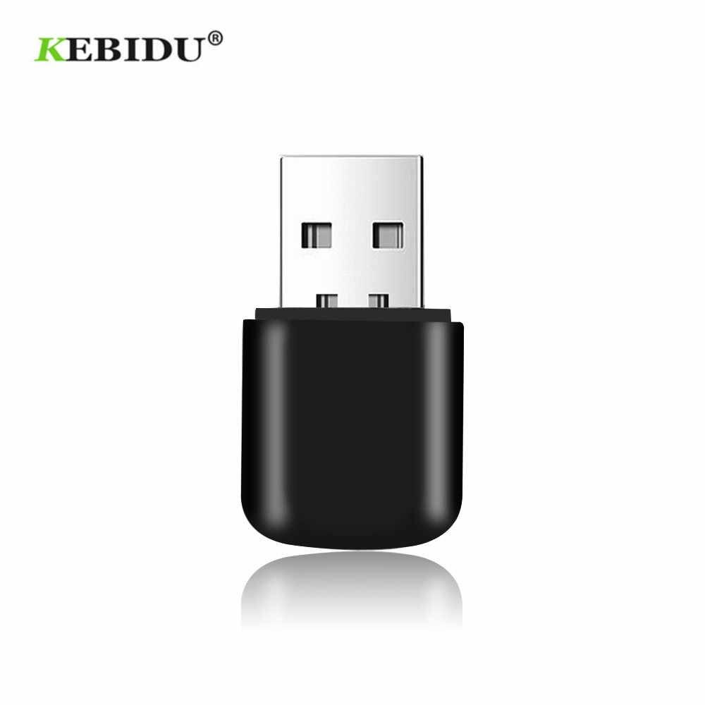 KEBIDU مايكرو قارئ البطاقات SD مع TF فتحة للبطاقات USB 2.0 مايكرو SDXC SD TF قارئ بطاقات USB 2.0 البسيطة محول ل جهاز كمبيوتر شخصي