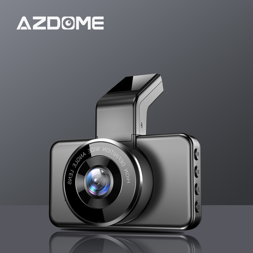 Original AZDOME M17 Dash Cam 1080P HD Night Vision ADAS Car Dash Camera WiFi Video Recorder Dual Lens Car Camera 24H Parking 4