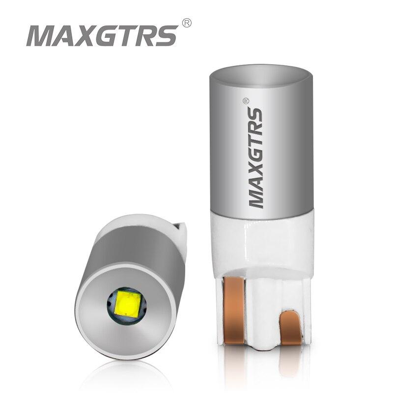 2x чипа CREE высокой мощности T10 W5W 15 Вт 194 168 CAN-шина без ошибок светодиодный ные DRL резервные фонари обратного купола, боковые индикаторы