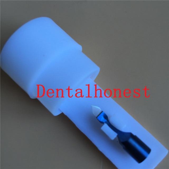 Yeni safir bıçakları keratom bıçak kafası bıçak oftalmik göz cerrahi alet çeşitli modeller 1 adet