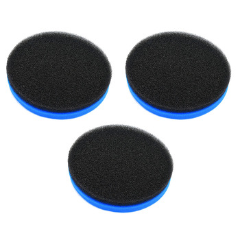 3Pack Pre-Motor Filter for Bissell Febreze Style 1214 Cleanview & PowerGlide Pet Vacuum Cleaner Sponge Filter Part No. 12141 image