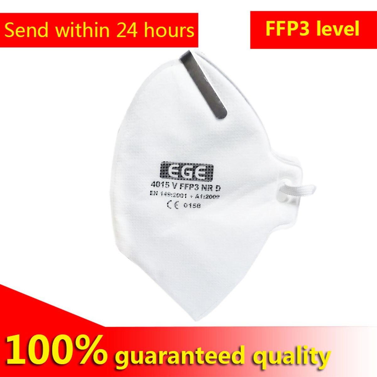 FFP3 Masks Turkey Imports European Standard EU Certification Dust And Smog PM2.5 In Stock FFP3 Grade