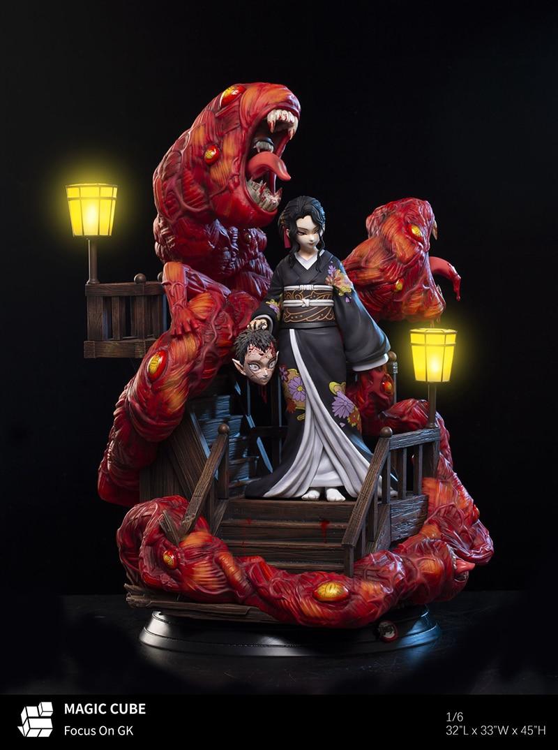 GK Demon Slayer Blade Ghost Dance Tsuji No Misery 1/6 Figure 1