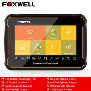 Image 1 - FOXWELL GT60 OBD2 Automotive Scanner Full System Auto Diagnose ABS SRS EPB DPF Öl Reset ODB2 Diagnose Scanner Werkzeug PK MK808