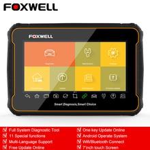 FOXWELL GT60 OBD2 otomotiv tarayıcı tam sistem araç teşhis ABS SRS EPB DPF yağ sıfırlama ODB2 teşhis tarayıcı aracı PK MK808