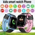 Водонепроницаемый Анти-потеря безопасный gps трекер SOS Вызов дети Смарт часы для Android iOS