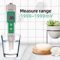 Водонепроницаемый Тестер 169E ORP/редокс-тестер, измеритель окислительно-восстановительного потенциала воды, тестер качества воды в виде ручк...