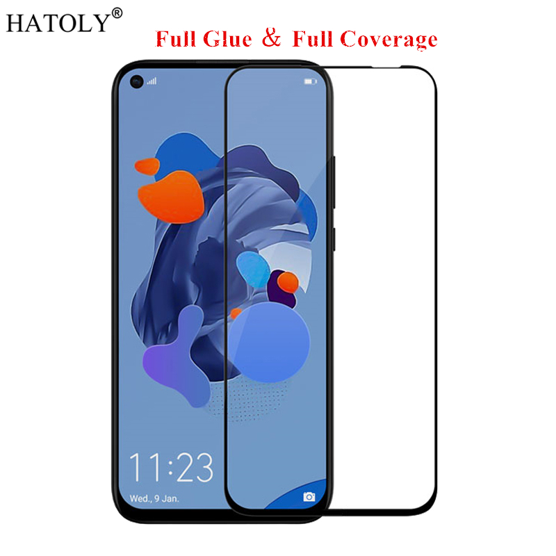 For Huawei Nova 5i Pro Glass Tempered for Film HD Phone Screen Protector
