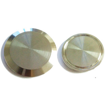 1pcs 51MM 2'' Sanitary End Cap fits 2 Tri Clamp Ferrule Flange OD 64MM Stainless Steel SUS SS 304 free shipping 2 51mm tri clamp spool lenght 24 sanitary stainless steel ss 304