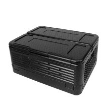24L/60L портативный складной охладитель открытый изоляционный ящик для хранения водонепроницаемый для задних пикников пляжные поездки