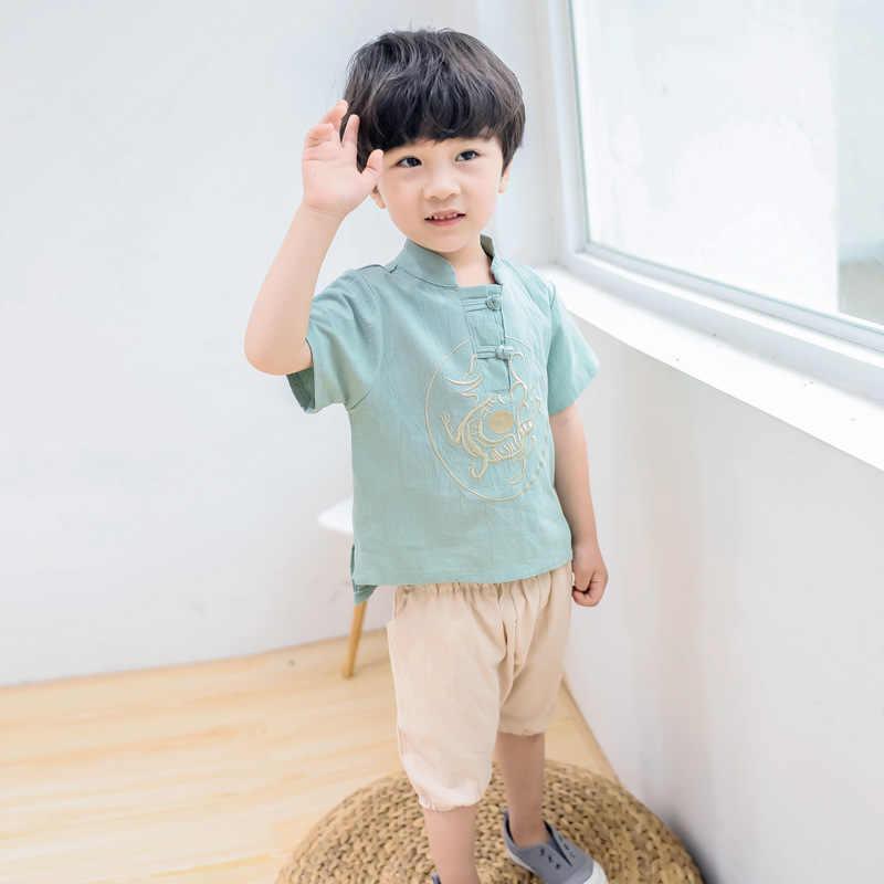 Детская одежда в китайском стиле традиционная китайская этническом для