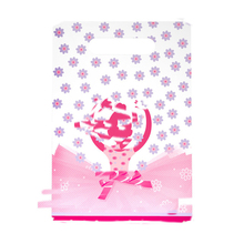 Ballet Girl Theme Gift Bag Portable Gift Bag Holida