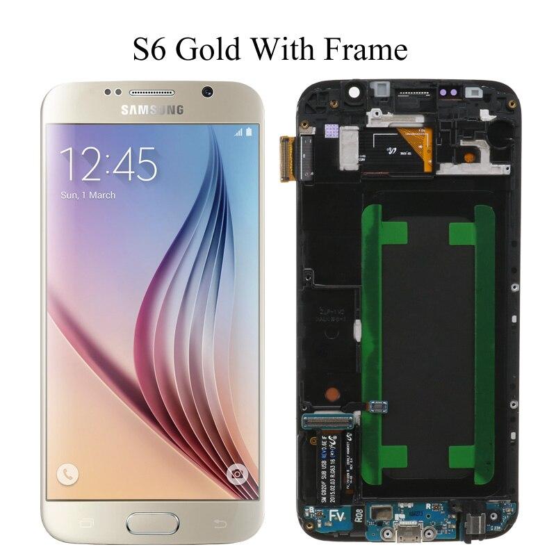 G920F Gold Frame