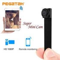 1080P HD inalámbrico WiFi Mini pequeñas cámaras DV videocámara P2P IP cámara grabadora de vídeo control remoto cámara de seguridad de la batería