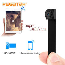1080P Wireless wi fi Mini Small Camera Camcorder P2P IP Camera micro camera  remote control mini camera wifi 128G Hidden TF card