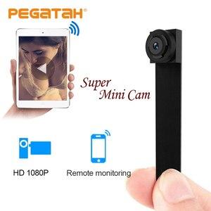 Image 3 - 1080P אלחוטי wi fi מיני קטן מצלמה למצלמות P2P IP מצלמה מיקרו מצלמה שלט רחוק מיני מצלמה wifi 128G נסתר TF כרטיס