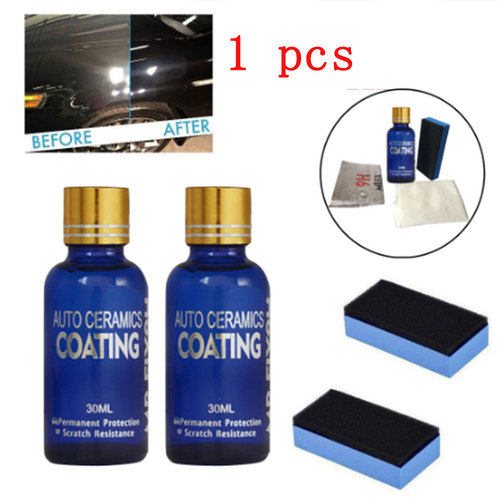Mr-fix9h Nano-plated Car Crystal Coating 9H Ceramic Automotive Nano-plated Crystal Automotive Super Hydrophobic Glass