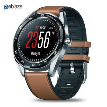 Zeblaze NEO Series Touch Display Smartwatch Heart Rate Blood Pressure Women Count Down Call Rejection WR IP67 Smart Watch Men