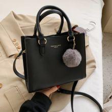 Новинка 2021 Роскошная сумочка женские сумки мессенджеры с прострочкой