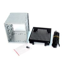 Cage-Rack Caddy Disk-Tray HDD Hard-Drive SATA for Computer-Accessories Stainless-Steel