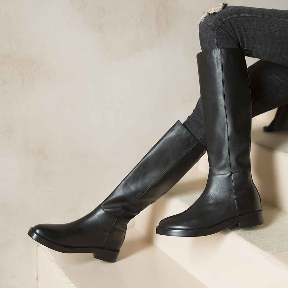 Long Boots Shoes|Knee-High Boots