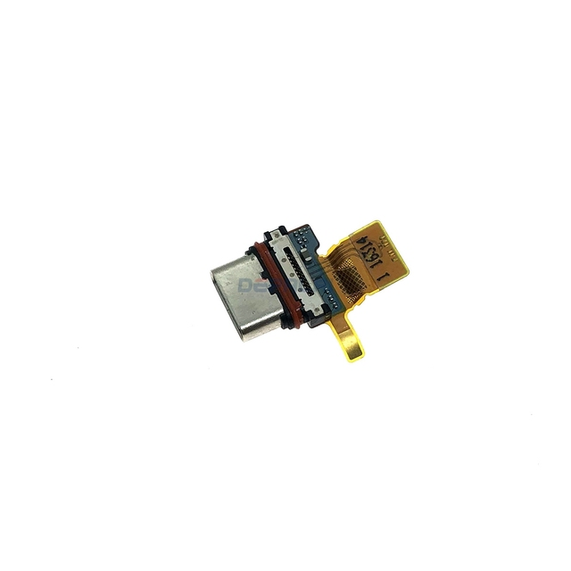 New For Sony Xperia X Compact F5321 X mini Mic Dock Connector Board USB Charging Port Flex Cable Replacement Parts