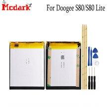 Batería de repuesto para Doogee S80, gran capacidad, 10080mAh, para teléfono inteligente Doogee S80 Lite, incluye herramientas