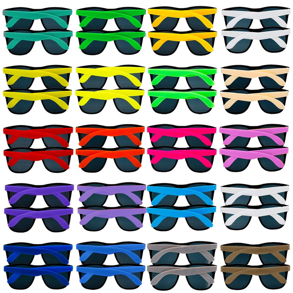 Kids Sunglasses Neon Sunglasses Party Favors For Pool Beach Summer Party Christmas Thanksgiving Carnival For Girls Boys Adults