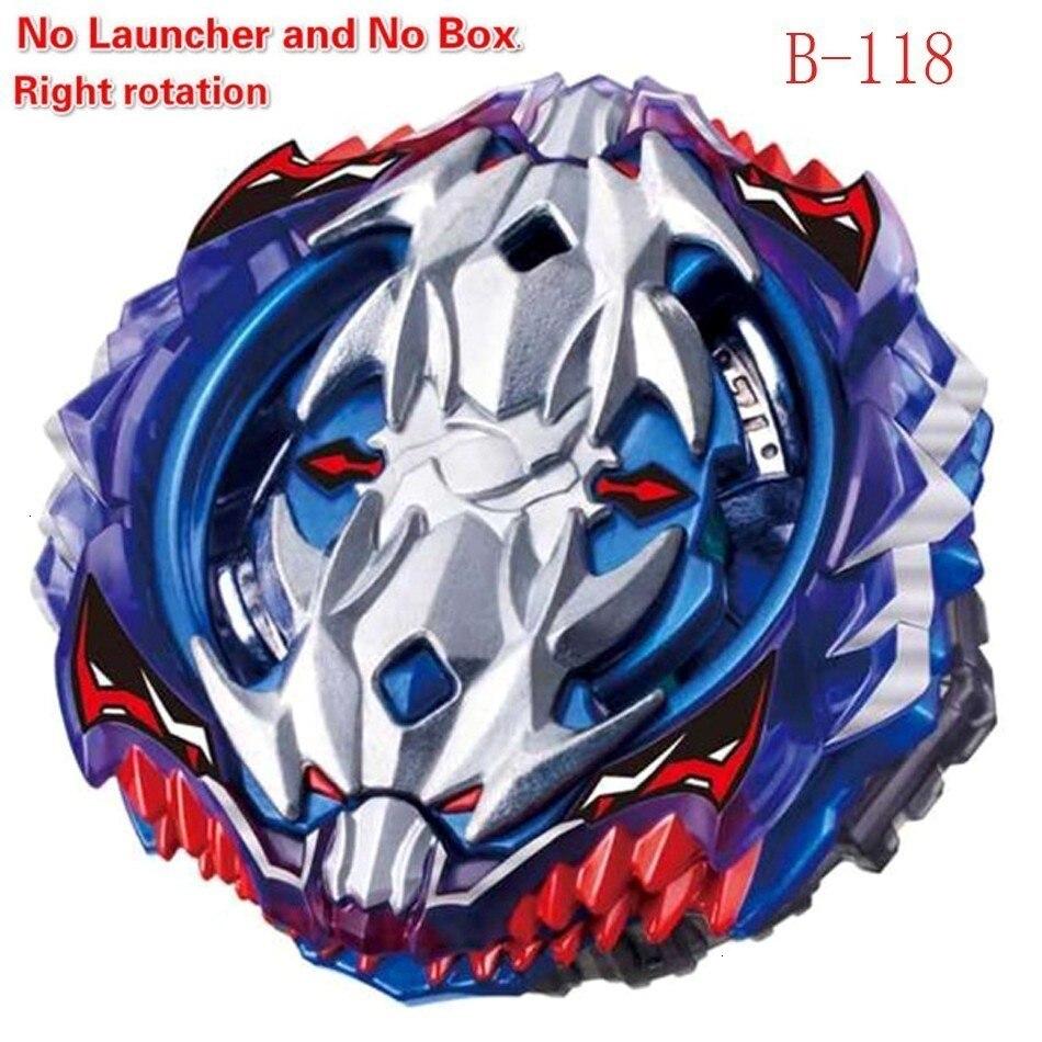 B-153 Beyblade burst стартер Bey Blade Лезвия Металл fusion bayblade с пусковой установкой высокая производительность battling top Blayblade - Цвет: B118