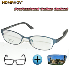 Custom Made Prescription Glasses Optical Photochromic Myopia Reading Vintage Retro Round Frame Men Women