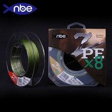 NBE 300M 8 Strands Braided Fishing Lines Multifilament PE Fi