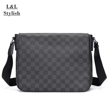 2021 New Arrival Luxury Brand Designer Messenger Bags for Men Fashion Shoulder bags Vintage High quality male crossbody bags
