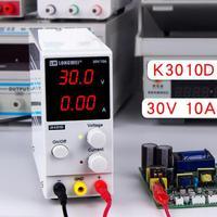 Dreamburgh LED Digital Switching DC Power Supply Voltage Regulators Lab Repair Tool Adjustable LW K3010D 110/220V Power Source