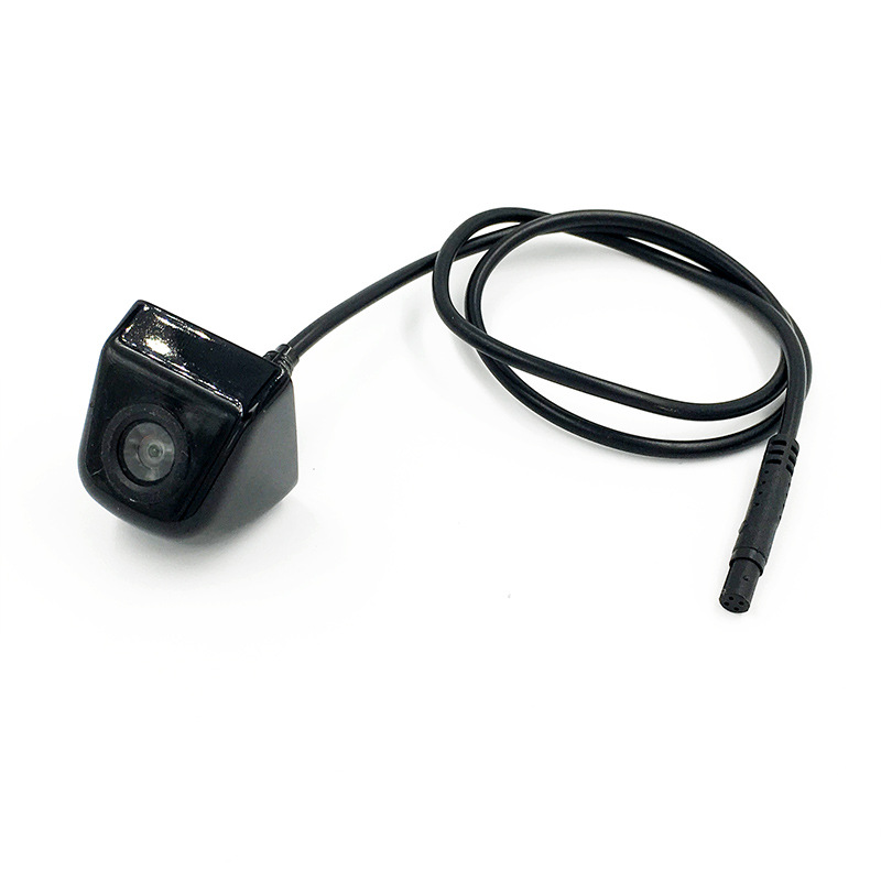 High-definition 7080 Car Mounted Small Korean Style Screw Waterproof Watch Ruler Rearview Camera Color Night Vision