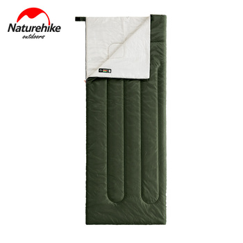 Naturehike Ultralight  Portable Envelope Cotton Outdoor Camping Sleeping Bag NH19S015-D 1