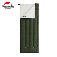 Naturehike Ultralight  Portable Envelope Cotton Outdoor Camping Sleeping Bag NH19S015-D