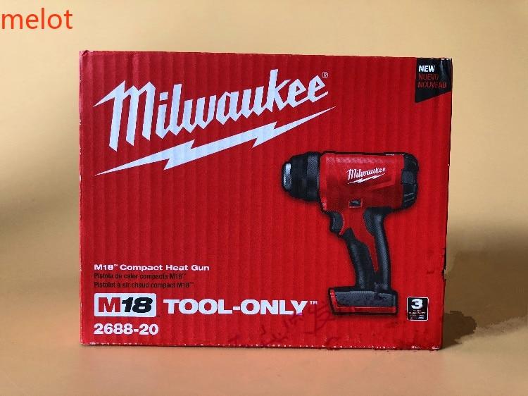Buy Original Milwaukee Milwaukee Miwoqi 2688-20 18V Lithium Electric Charging Hot Air Gun Hot Air Fan