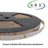 120M/Lot DC 24V Constant current Built in IC flex led strips SMD2835 12mm wide led light strip 120leds/M led strip light 14.4W