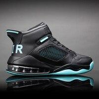 Novo tênis de corrida para homens tendência rua almofada ar respirável esporte zapatillas leve sapatos jogging