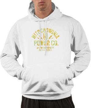 Mitochondria Powerhouse of The Cell Unique Hoodie Long Sleeve Jumper Pullover Tops winter summer streetwear hoodies Sweatshirts image