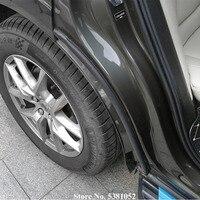 Car Rear Wheel Mudguard For Toyota RAV4 2019 2020 Accessories Special Rear Door Rear Wheel Fender Car Accessories Modification