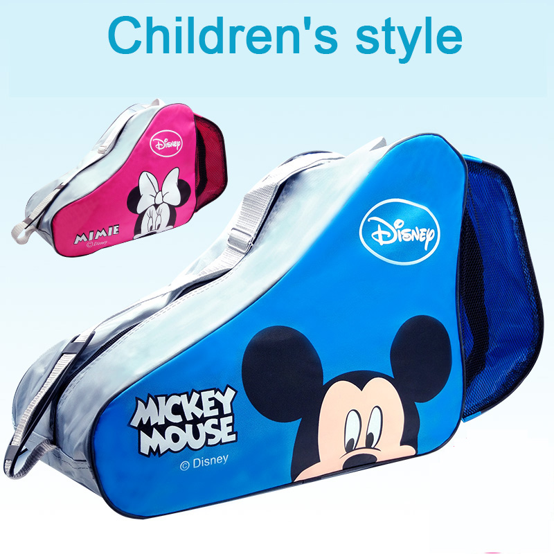 Roller Skating Shoes Skates Special Storage Roller Skates Bag Thickening Shoulder Bag Children Adult Men And Women