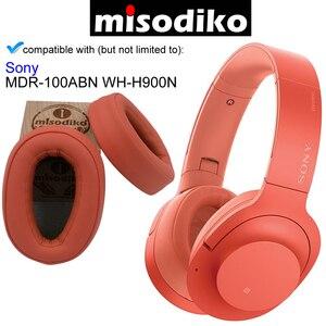 Image 5 - Misodiko – Kit de coussinets doreille de remplacement, pour SONY h. Ear on, pièces de réparation pour écouteurs
