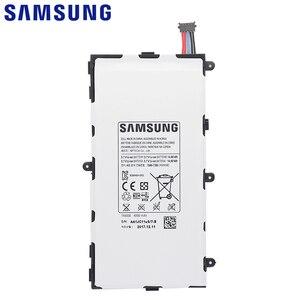 Image 2 - SAMSUNG Original Batterie T4000E 4000mAh Für Samsung Galaxy Tab 3 7,0 T211 T210 T215 T210R T217A SM T210R T2105 P3210 p3200