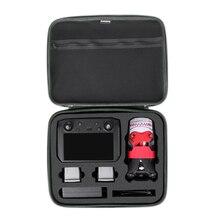드론 카메라 가방 DJI Mavic air 2 운반 케이스 본체 + 스마트 리모컨 핸들 커버 방수 스크래치 방지 액세서리