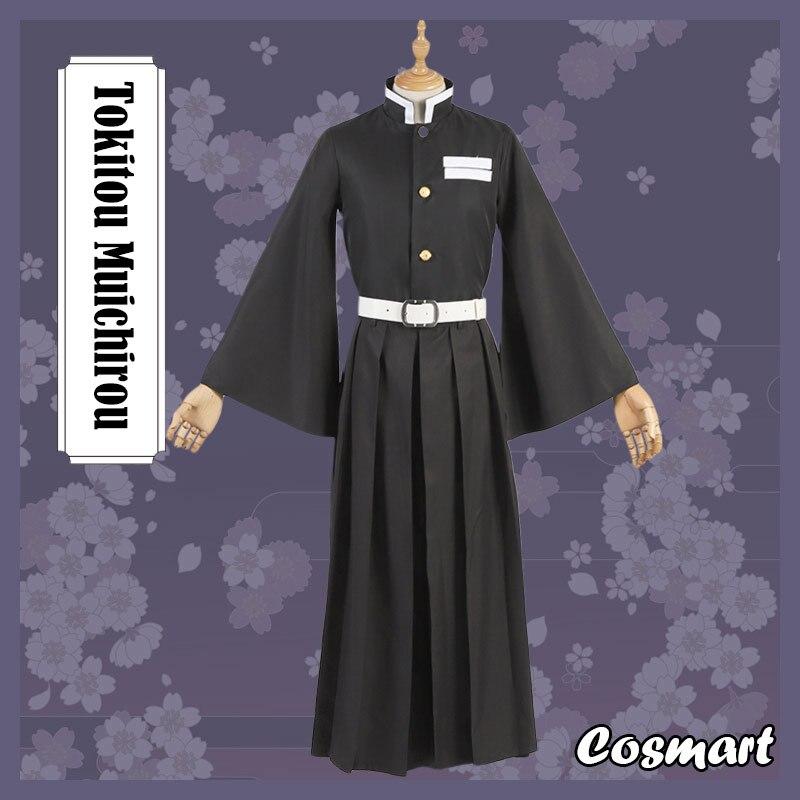 Anime Kimetsu No Yaiba Uzui Tengen Samurai Suit Cosplay Costume Custom Made