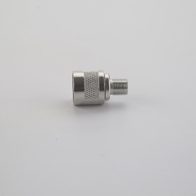 One Pcs N-Type N Male Plug To F Female Jack RF Coaxial Adapter N Male Connector For GSM DCS 3G Signal Repeater Booster Amplifier