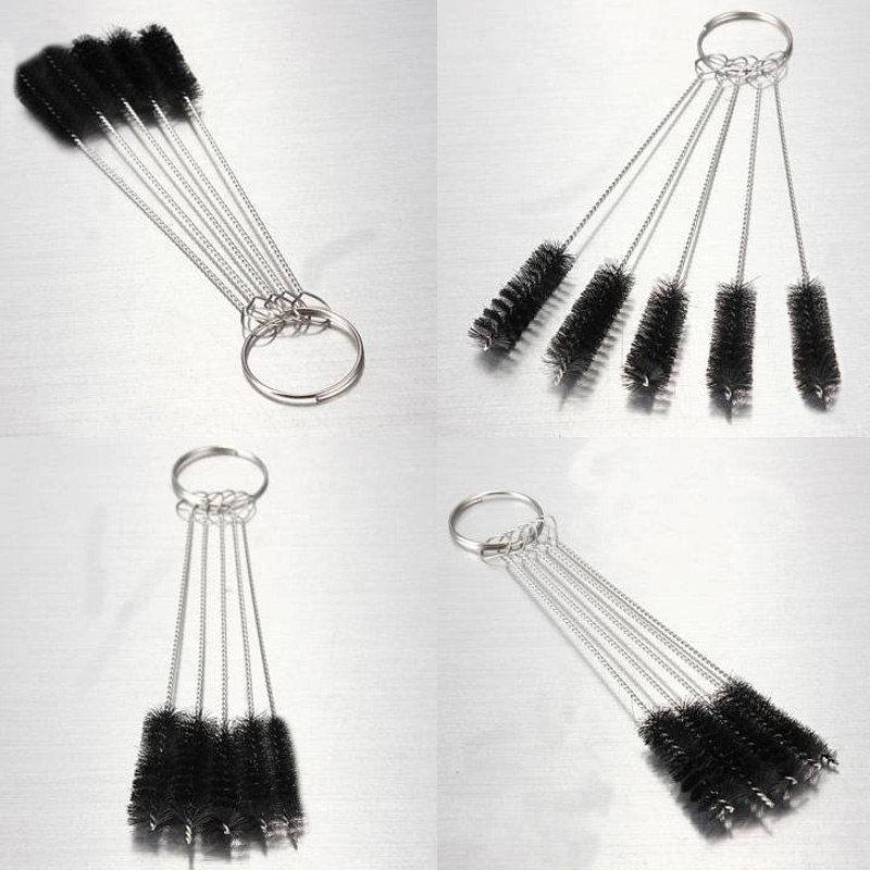 Set of 3 SHANK CLEANING BRUSH FOR PIPE TOBACCO