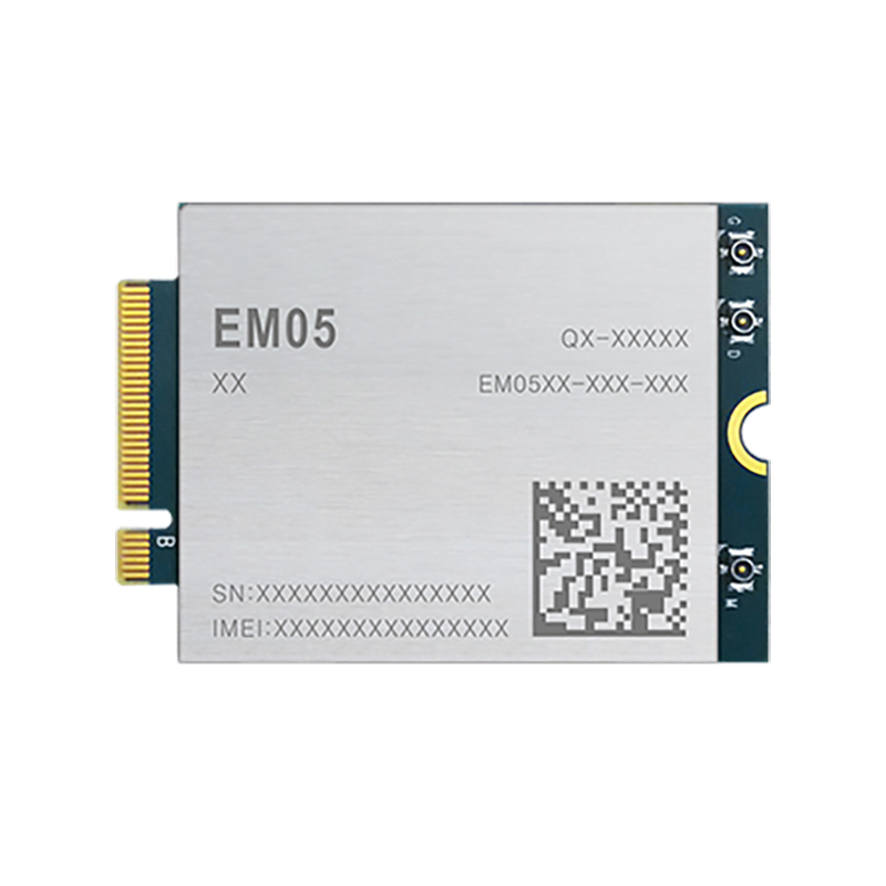 EM05 EM05-CE FDD-LTE/TDD-LTD 4G LTE Cat4 1500Mbps B1/B3/B5/B8/B38/B39/B40/B41 China/Thailand/India