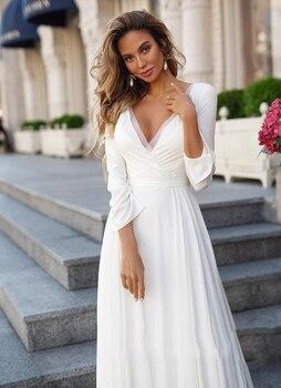 Robe de Mariée Bohème Romantique Livia